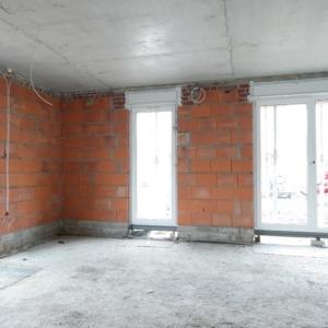 Budowa budynku P-1 ul. PCK 34