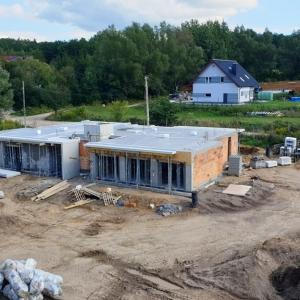 Budowa budynku P-6